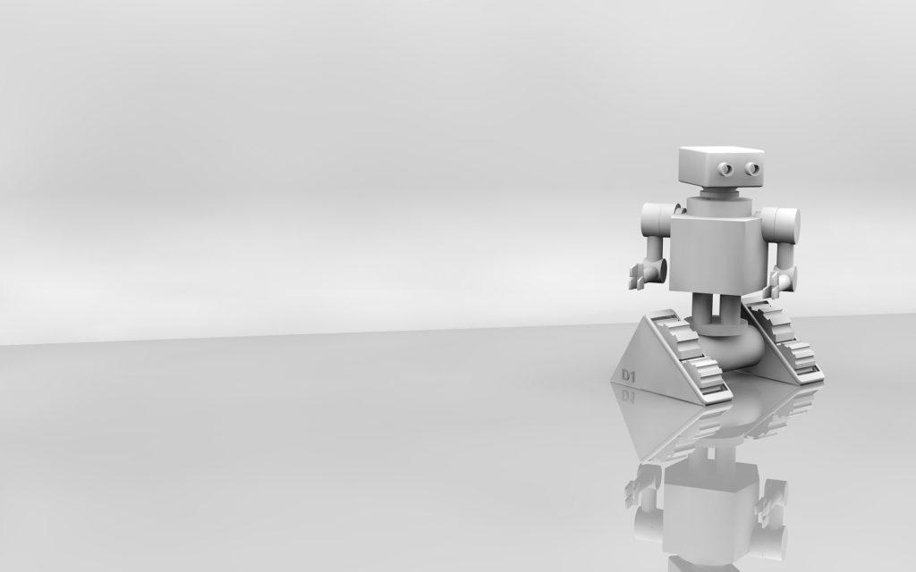 IT AI ロボット