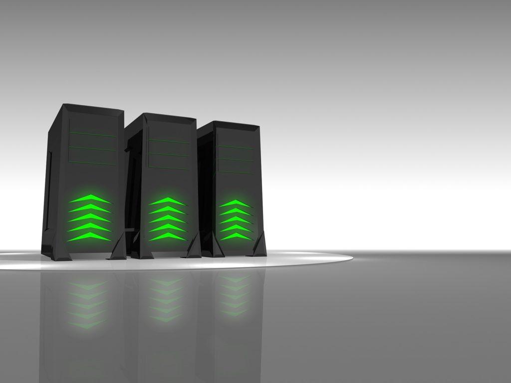 サーバールーム 仮想化 AWS VMware